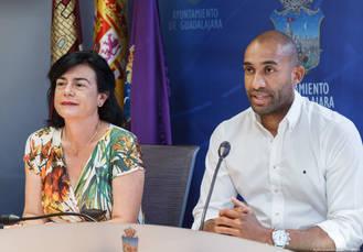 La Junta de Gobierno del Ayuntamiento de Guadalajara estrena legislatura con la presencia de los portavoces de los grupos políticos