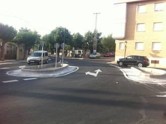 El Ayuntamiento de Horche completa la adecuación y asfaltado de la entrada al municipio