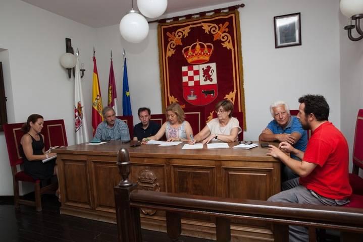 El gobierno municipal de Fuentenovilla da cuenta de las áreas de gobierno