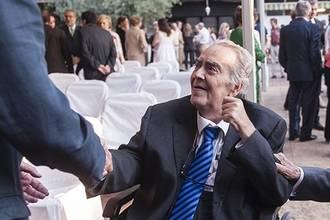 Fallece Ramón Ochoa, el carismático presidente del Colegio de Médicos de Guadalajara