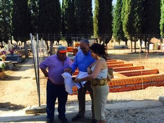 Comienzan las obras de construcción de 90 nuevos nichos en el Cementerio municipal