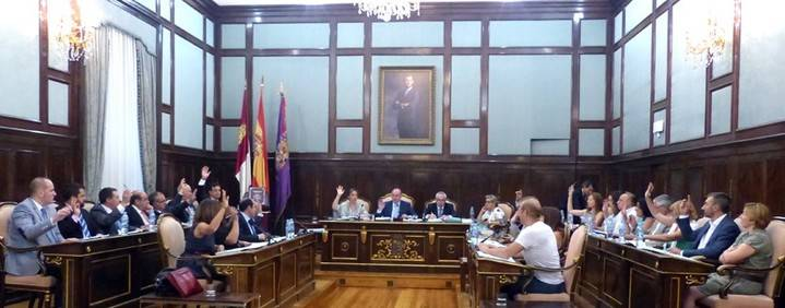 El pleno de la Diputación de Guadalajara aprueba su régimen de funcionamiento