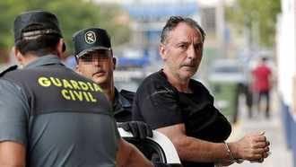 Se ahorca en su celda Marcos Cabo, el concejal de Esquerra Unida acusado de matar a su mujer