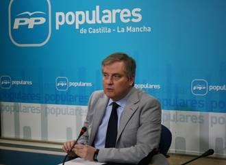 """Cañizares: """"El bipartito Page-Podemos rompe con los consensos democráticos en las Cortes, en contra de los intereses de los ciudadanos"""""""