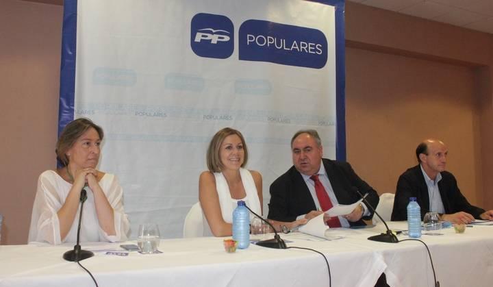 """Ana Guarinos: """"El Gobierno de Page nace muerto, rodeado de escándalos y con una falta evidente de transparencia"""""""