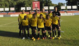 El C.D. Guadalajara derrotó este sábado a la R.S.D. Alcalá