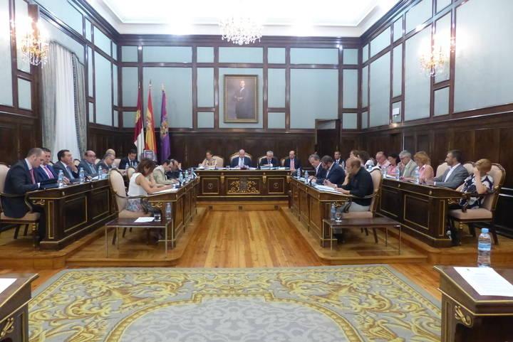 La Diputación da un paso más para la puesta en marcha del Servicio Provincial de Residuos