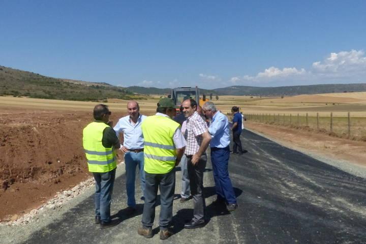 """Latre: """"La finalización del Plan de Carreteras es una prioridad y un compromiso que cumpliremos en este mandato"""""""