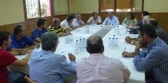 José Manuel Latre anuncia la posibilidad de realizar la I Feria Regional del Espliego