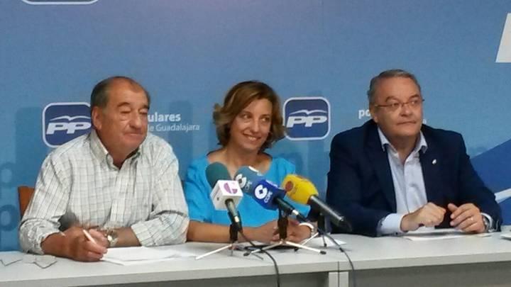 Los parlamentarios populares destacan el incremento de inversión para Guadalajara en los PGE