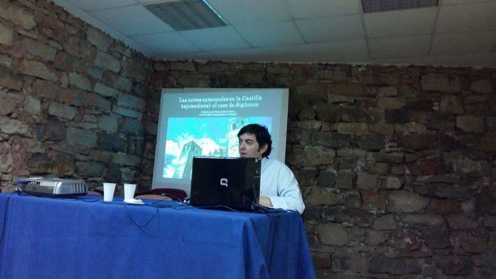 Brillante cierre del ciclo de conferencias de Archivo en Sigüenza
