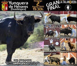 Yunquera acoge este domingo la final del concurso de recortadores de La Talanquera
