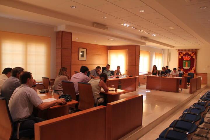 José García rechaza en Cabanillas modificar la norma para establecer una dieta única en plenos o comisiones cuando se celebren el mismo día