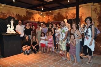 Geología y arte se funden en el Museo de Molina a través de la obra de Martín Mendieta