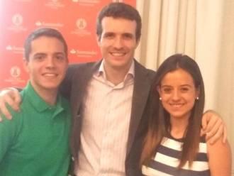 """NNGG Guadalajara participan en el curso """"La recuperación de la confianza como reto de la política"""""""