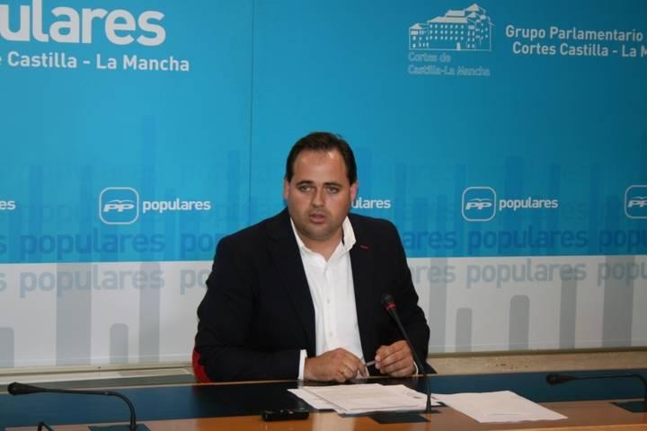 """Núñez pide a Page que """"o nos facilita la documentación requerida sobre el 'escándalo Ruiz Molina' o le cesa fulminantemente"""""""