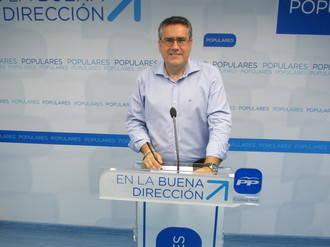 """Rodríguez: """"Page es cómplice de los escándalos en los que están envueltos su consejero de Hacienda y su vicepresidente del Gobierno"""