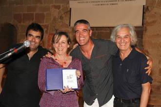 El 'Santos Moreno Trío' llena la Iglesia de Santiago de Sigüenza