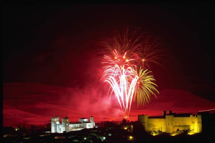 Ya hay 'aroma' a Fiestas de San Roque en Sigüenza