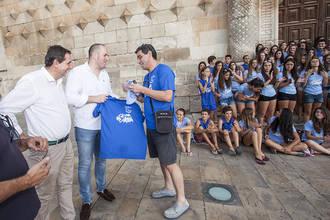 Cerca de 500 jóvenes participan en el Campus de Voleibol en Guadalajara