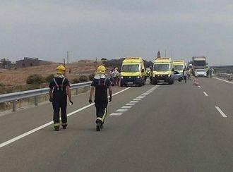 Solo uno de los heridos en accidente de Guadalajara sigue ingresado