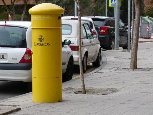 Cada vez hay menos servicio postal en la provincia, según CC.OO.