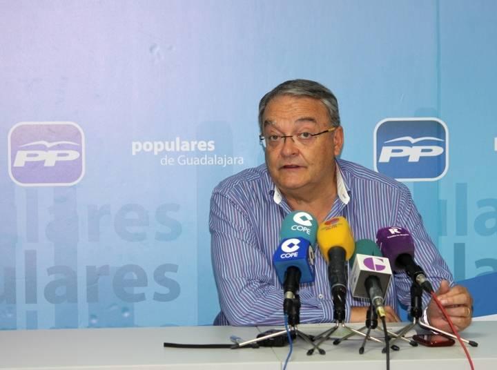 """De las Heras: """"El Gobierno trabaja para conseguir el objetivo del déficit 0 en el año 2018"""""""