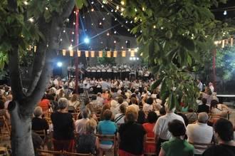 Yebra acogió un encuentro de bandas de música de la provincia