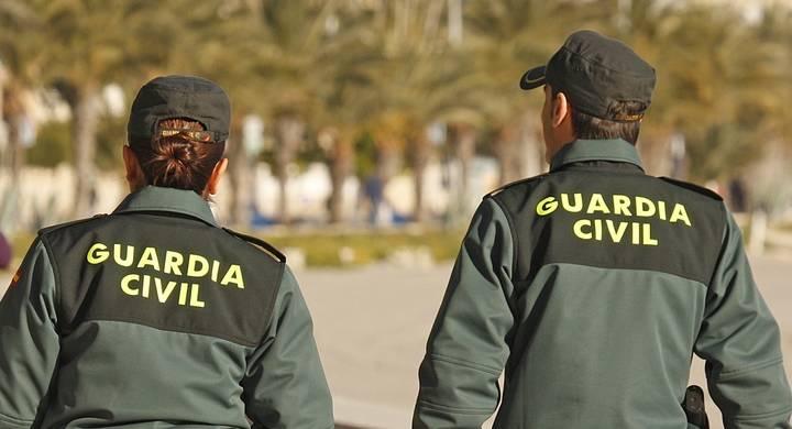La Guardia Civil desmantela un grupo especializado en el robo de cable de cobre