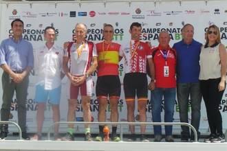 Castilla-La Mancha cierra con cuatro podios su participación en los Campeonatos de España de BTT