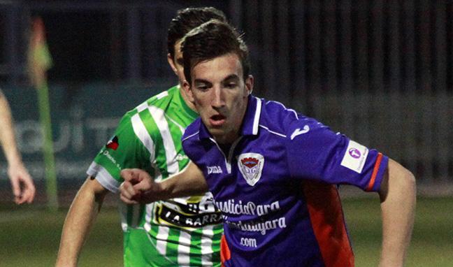 El canterano Pérez abandona del Dépor para jugar en el Almería