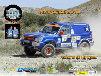 Los alcarreños RS Rally Raid Team participarán este fin de semana en la Baja Aragón 2015