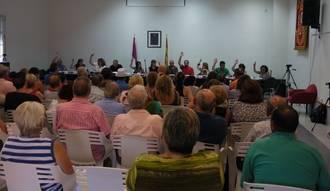Convulso primer pleno de la legislatura en el Ayuntamiento de Villanueva de la Torre