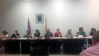 """Marta Valdenebro: """"La alcaldesa de Podemos es incapaz de gobernar el municipio y de dirigir los plenos municipales"""""""