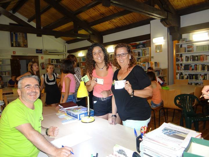 La biblioteca de Fuentenovilla continúa celebrando su X Aniversario