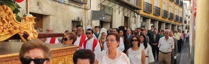 El Subdelegado del Gobierno, en las fiestas de Sacedón y Millana