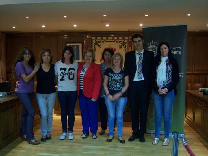 Finaliza el taller de empleo 'Alovera Sostenible'