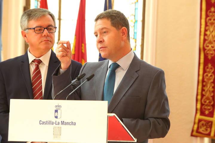 El Gobierno de Castilla-La Mancha presentará una iniciativa legislativa contra el 'fracking' en la región