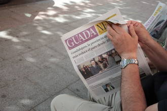Sigue el sol y las altas temperaturas este sábado en Guadalajara con el mercurio en los 36ºC