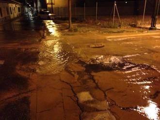 Una avería obliga a siete calles del centro de Cabanillas a estar sin agua este martes