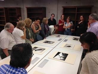23 cabanilleros participaron en una visita guiada al Archivo Provincial