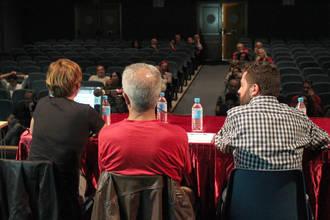 Voluntarios de Accem explicaron en Cabanillas los protocolos para la atención a refugiados