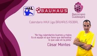 Ya se conoce el calendario de la Liga BAUHAUS ASOBAL