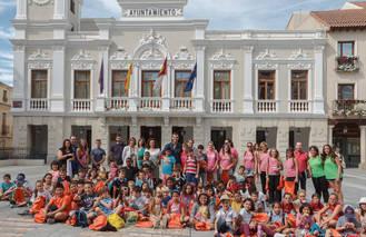 Juegópolis ha entretenido a 937 niños durante el verano