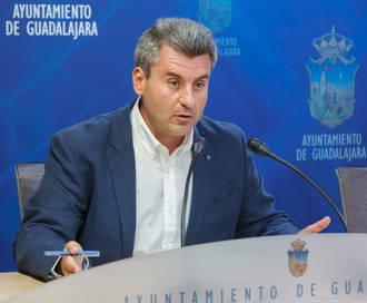 El Ayuntamiento de Guadalajara inicia gestiones financieras para ahorrarse unos dos millones de euros