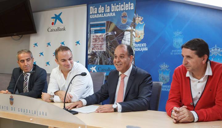 Este domingo se celebra una nueva edición del Día de la Bicicleta