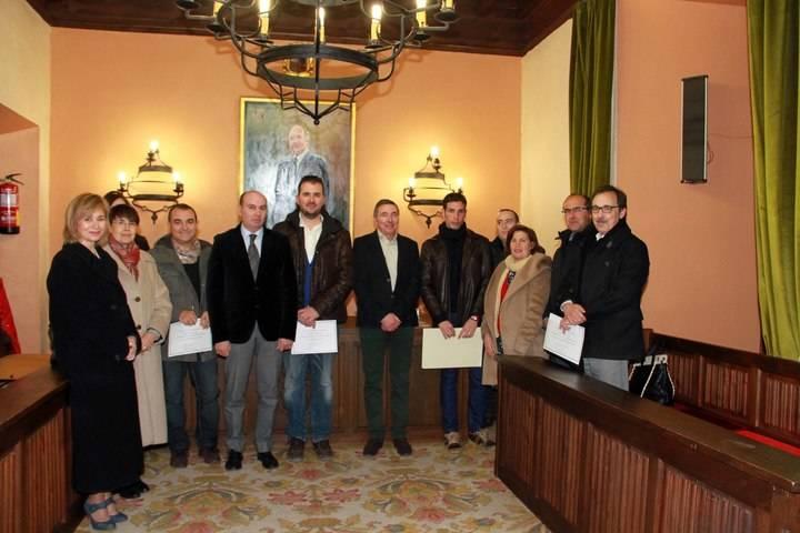 """El Ayuntamiento de Sigüenza convoca la decimosexta edición del Concurso de Pintura """"Fermín Santos"""""""
