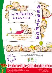 """La """"Bebeteca"""" de Cabanillas introducirá a los más pequeños en la lectura, a partir de octubre"""