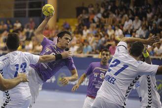 Un punto de oro para el BM Guadalajara