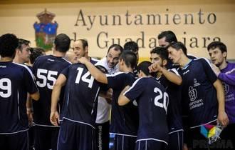 El BM Guadalajara suspende el partido contra el Ángel Ximénez BM